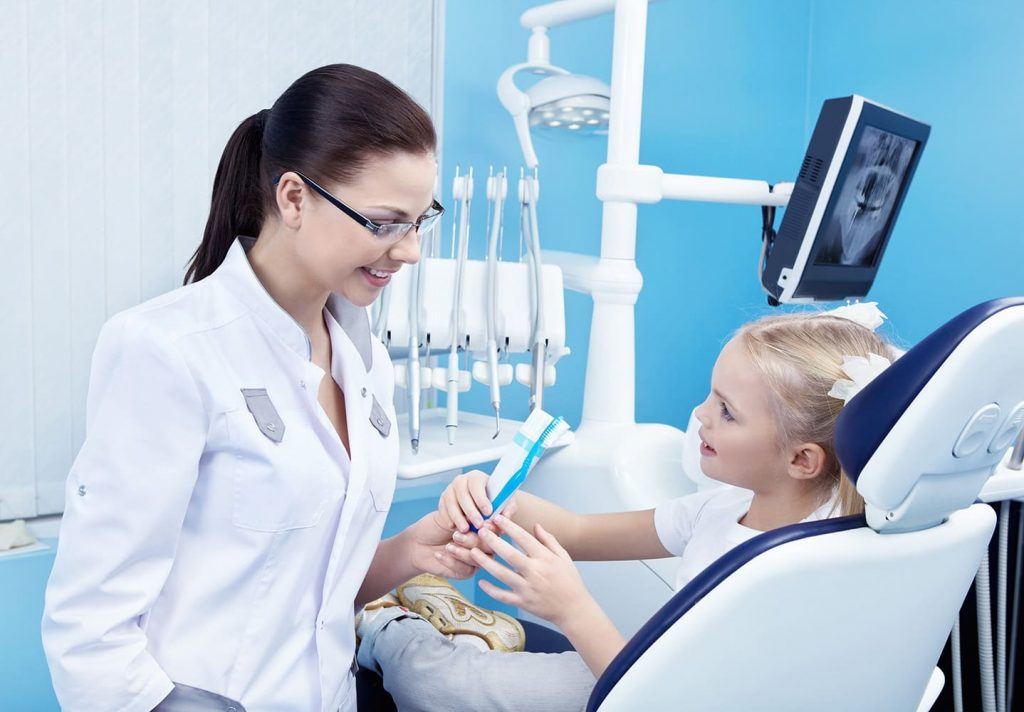 Фотография Стоматологии Детский медицинский центр УДП РФ
