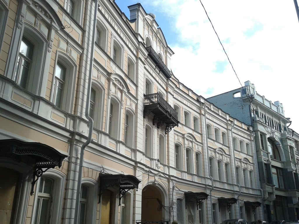 Фотография поликлиники в Старопанском переулке д.3