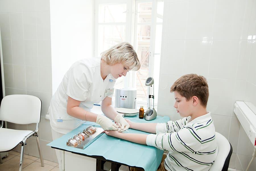 Детский аллерголог - ДМЦ