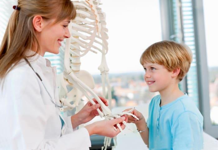 Детский травматолог - ДМЦ