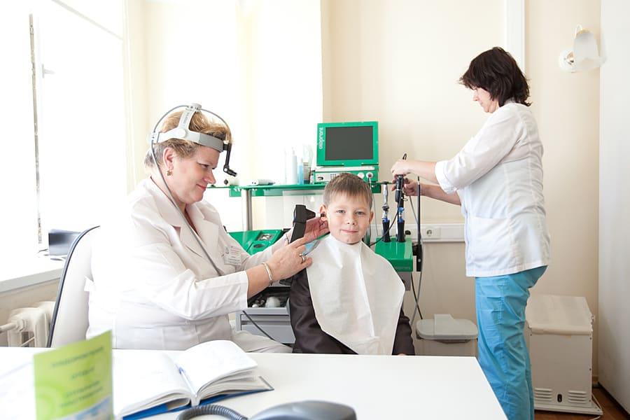 Детский оториноларинголог (ЛОР) - ДМЦ