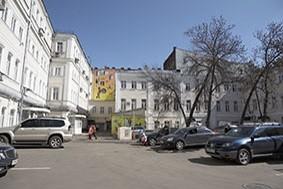 Фотография поликлиники в Старопанском переулке, д.3