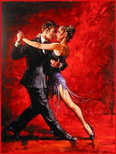 Картинка: «Танец» в конфликте